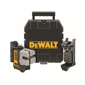 DEWALT DW089K-XJ SELF-LEVELLING MULTI LINE LASER LEVEL