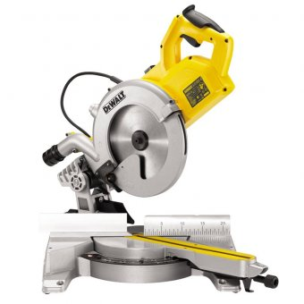 DEWALT DWS778 250MM COMPACT SLIDE COMPOUND MITRE SAW