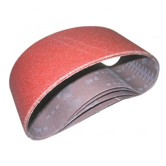 SIA SB61010040 SANDING BELT (100 X 610 MM) Grit 40 - EACH