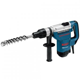 BOSCH GBH5-38 PROFESSIONAL 5KG SDS MAX ROTARY HAMMER DRILL (110V ONLY)