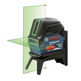BOSCH GCL 2-15 G GREEN CROSS LINE LASER