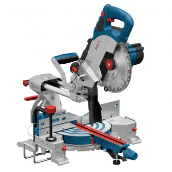 Bosch 18V Brushless Mitre Saw Body Only GCM 18V-216