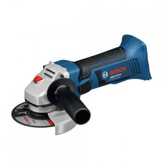 BOSCH GWS18V-LI 18V LI-ION 115MM ANGLE GRINDER (BODY ONLY)