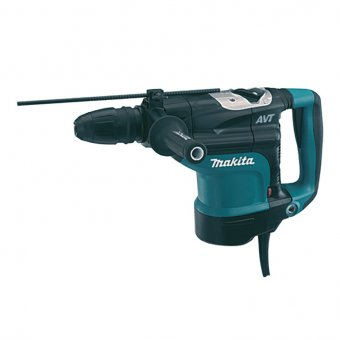 MAKITA HR4511C SDS MAX WITH AVT ROTARY DEMOLITION HAMMER DRILL IN CARRY CASE - 110V