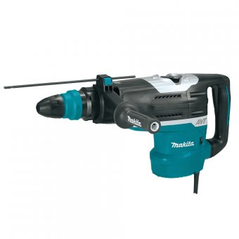 MAKITA HR5212C SDS MAX DEMOLITION HAMMER AND ROTARY DRILL 110V ONLY