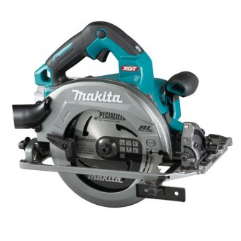 MAKITA HS004GD103 40V MAX XGT BRUSHLESS 190MM CIRCULAR SAW WITH 1X 2.5AH BATTERY MAKPAC KIT