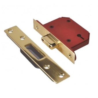 UNION J2103 STRONGBOLT 3 LEVER MORTICE DEADLOCK