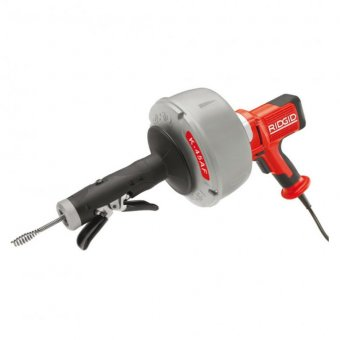RIDGID K-45AF AUTOFEED DRAIN CLEANING MACHINE (240V ONLY) (36033)