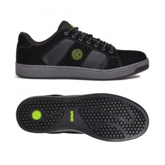 APACHE KICK SAFETY TRAINERS (BLACK)