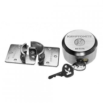 KRYPTONITE 8556 VEHICLE PADLOCK AND HASP