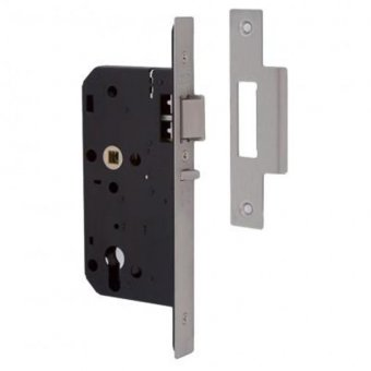 UNION L2C25 EURO PROFILE DEADLOCKING MORTICE NIGHT LATCH