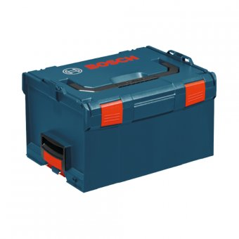 BOSCH SORTIMO LBOXX 3 STACKABLE TOOL STORAGE CASE