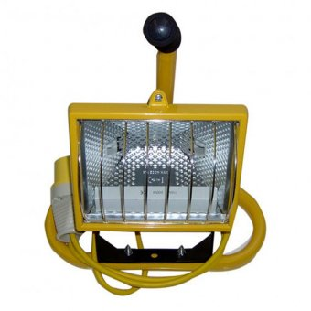 500W MINI-POD HALOGEN LIGHT