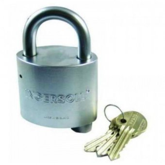 INGERSOLL OS711 10MM OPEN SHACKLE PADLOCK