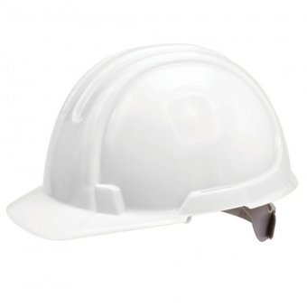 OX STANDARD SAFETY HELMET WHITE
