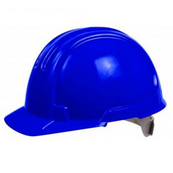 OX STANDARD SAFETY HELMET BLUE