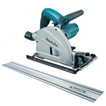 MAKITA SP6000J1 165MM PLUNGE SAW + 1.5M GUIDE RAIL