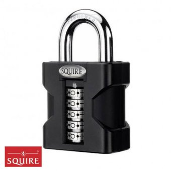 SQUIRE STRONGHOLD SS50/COMBI HIGH SECURITY COMBINATION PADLOCK