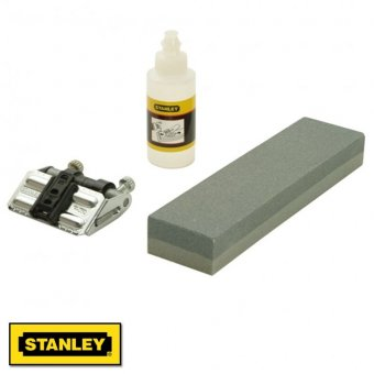 STANLEY STONE / OIL AND HONING GUIDE
