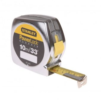 STANLEY 10 M / 33FT POWERLOCK RULE