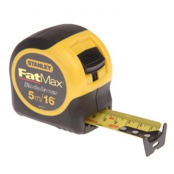 STANLEY 5M / 16FT FATMAX TAPE