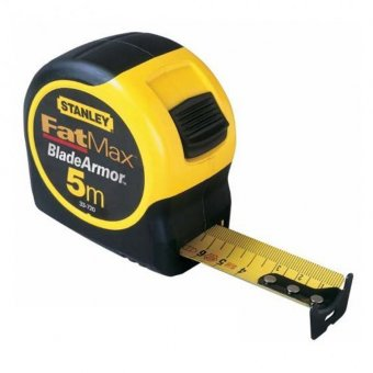 STANLEY 5M FATMAX TAPE - METRIC ONLY
