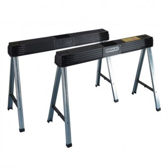 STANLEY 1-97-475 FOLD UP SAWHORSE TWIN PACK