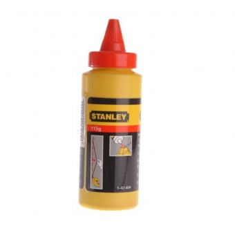 STANLEY 1-47-404 RED CHALK REFILL 113G