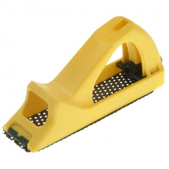 Stanley Plastic Body Surform Block Plane