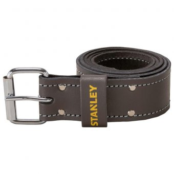 """Astra Cutting Edge 2/"""" Wide Work Belt Brown Oil Tan Leather Tool"""