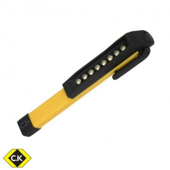 C.K T9410 120 Lumens LED Pocket Inspection Light