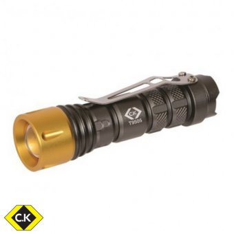 C.K T9505 100 LUMENS LED HAND TORCH