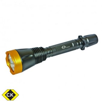 C.K T9540R 400 Lumens Rechargeable LED Hand Torch