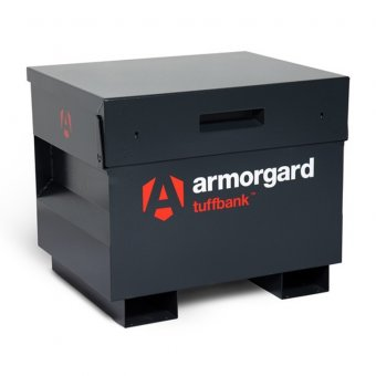 ARMORGARD TB21 TUFFBANK SITE BOX 760x615x640MM