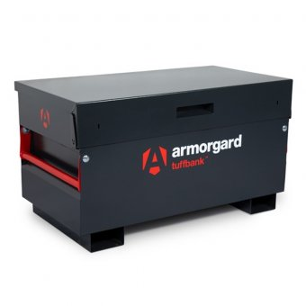 ARMORGARD TB2 TUFFBANK SITE BOX 1150x615x640MM Collection Only