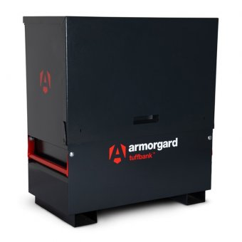ARMORGARD TBC4 TUFFBANK SITE BOX 1150x615x930MM