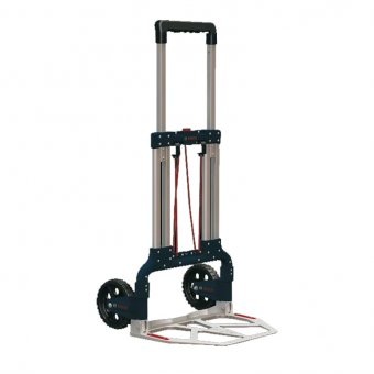 BOSCH 1600A001SA L-BOXX COLLAPSIBLE ALUMINIUM SACK TRUCK TROLLEY/TOOL CASE (125KG LOAD)