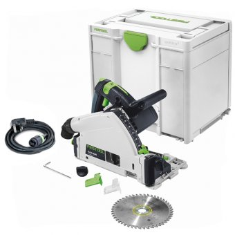 FESTOOL 576002 240V TS55 REQ-PLUS PLUNGE SAW