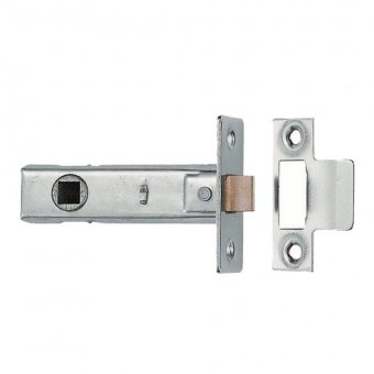 CONTRACT TUBULAR LATCH NICKEL PLATED