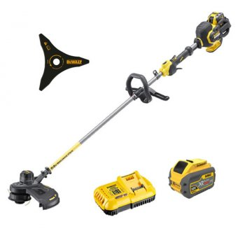 DEWALT DCM571X1-GB 54V LI-ION FLEXVOLT STRING TRIMMER WITH 1 X 18/54V 3.0/9.0Ah Battery