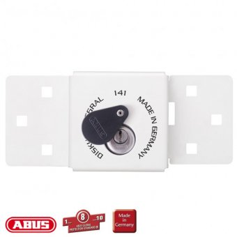 ABUS 141/200 MULTI PURPOSE INTEGRAL VAN HASP AND PADLOCK