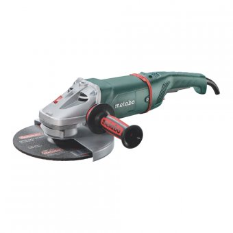 "METABO W22-230 230MM (9"") 110V LOW VIBRATION ANGLE GRINDER WITH DEADMAN SWITCH"