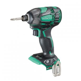 HITACHI WH18DBDL2/W4 18V LI-ION BRUSHLESS IMPACT DRIVER (BODY ONLY)