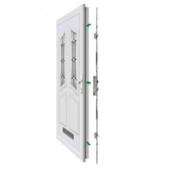 YALE DOORMASTER MULTI-POINT LOCK