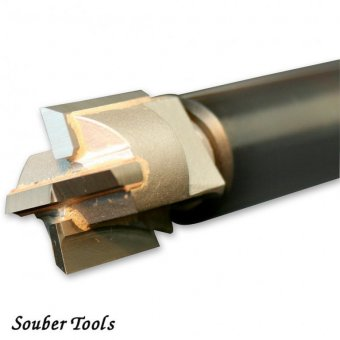 SOUBER TOOLS CWB CARBIDE TIPPED MORTICE WOOD CUTTER