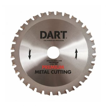 DART PMC30525460 305MM X 25.4MM BORE X 60T METAL CUTTING BLADE