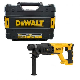 DEWALT DCH133N 18V 2.6J BRUSHLESS  3 MODE SDS HAMMER DRILL BODY ONLY