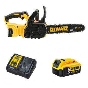 Dewalt DCM565P1 18v 5.0ah Brushless Chainsaw