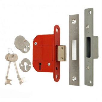ERA FORTRESS BRITISH STANDARD 5 LEVER DEADLOCK