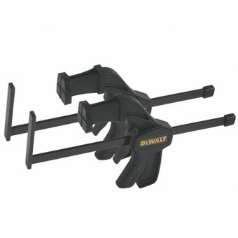 DEWALT DWS5026-XJ PLUNGE SAW CLAMP FOR GUIDE RAIL